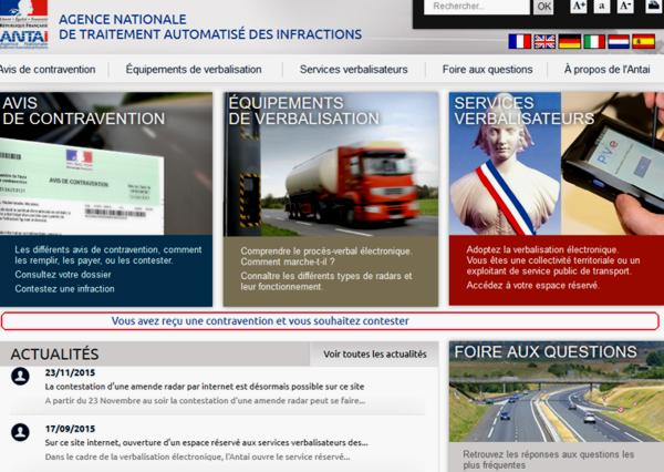 16 Agence Nationale de Traitement Auto Infractions